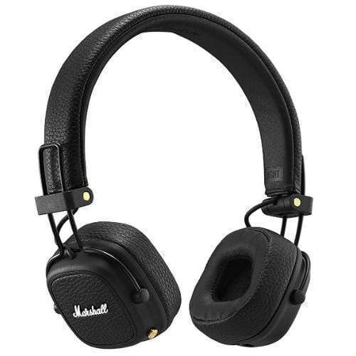 Marshall Major III Wireless Bluetooth Headphones black