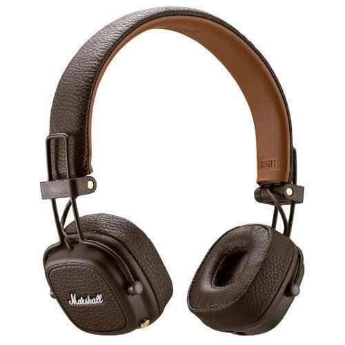 Marshall Major III Wireless Bluetooth Headphones brown