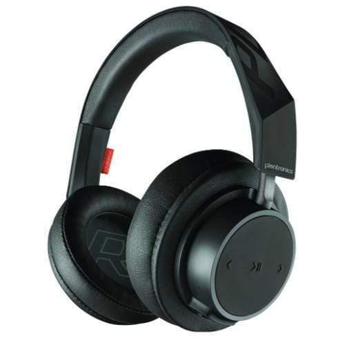 Plantronics BackBeat Go 600 Over Ear Wireless Headphones black