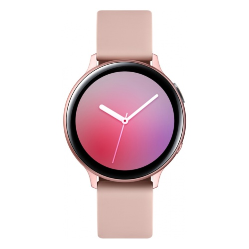 Samsung Galaxy Watch Active 2 R820 44mm Aluminum Case pink gold 1