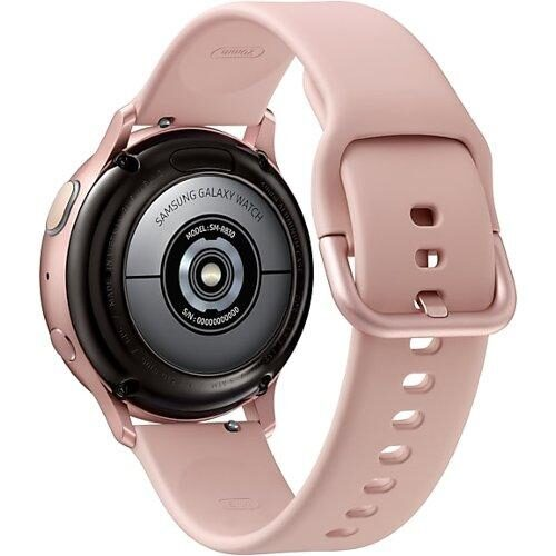 Samsung Galaxy Watch Active 2 R820 44mm Aluminum Case pink gold