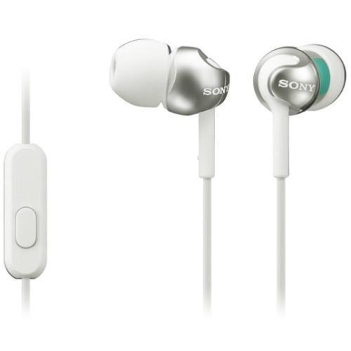 Sony MDR EX110APB In Ear Headphones white