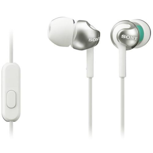 Sony MDR EX110APB In Ear Headphones white