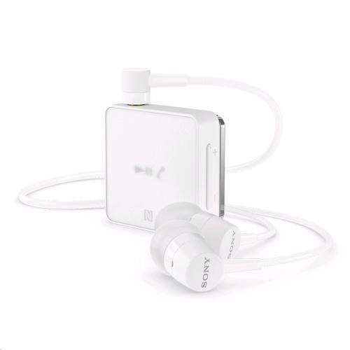 Sony SBH24 Stereo Bluetooth Headset white