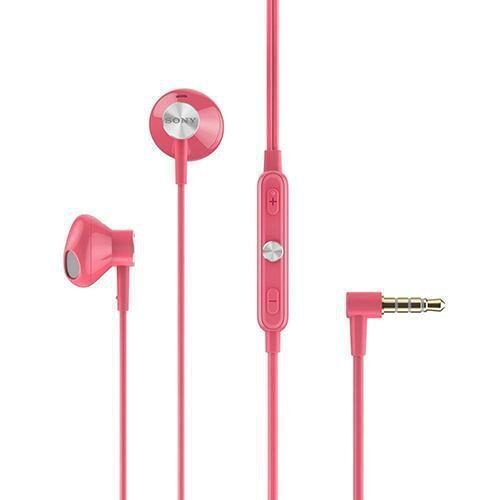 Sony STH30 In Ear Headphones Clearance Stock pink