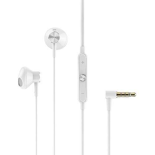 Sony STH30 In Ear Headphones Clearance Stock white