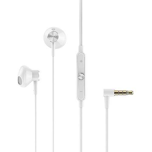 Sony STH30 In Ear Headphones Clearance Stock white