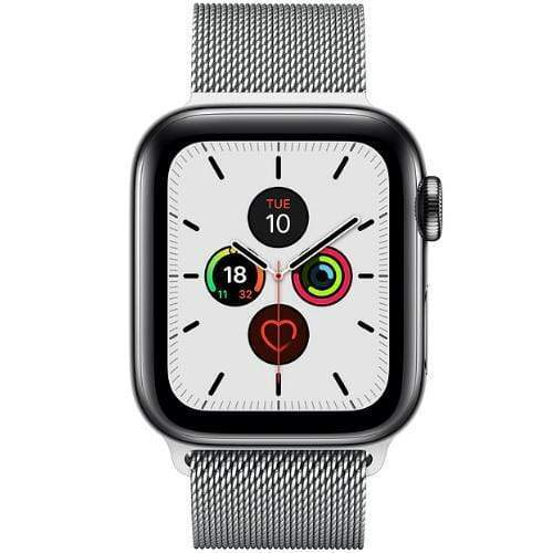 apple series 5 Silver