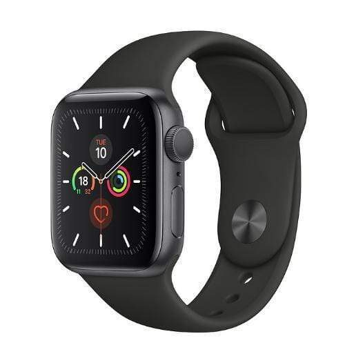 apple series 5 black space gray case