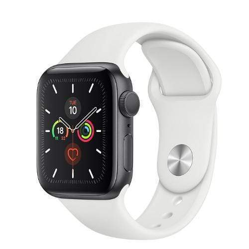 apple series 5 white space gray case