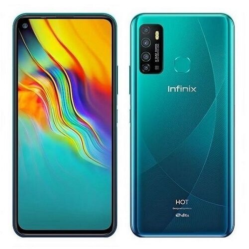 Infinix Hot 9 EU Blue Global Version