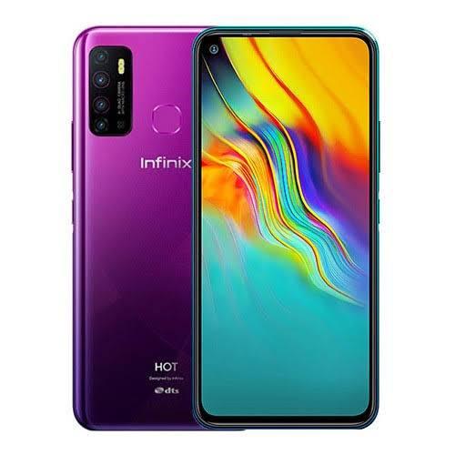 Infinix Hot 9 EU Purple Global Version