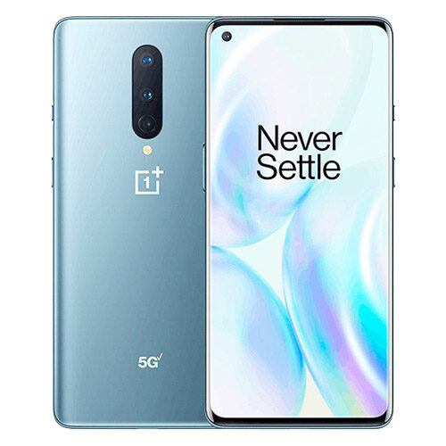 OnePlus 8 5G silver