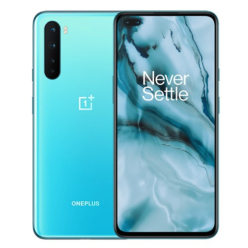 OnePlus Nord blue 1
