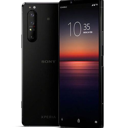 Xperia 1 II 8gb 256GB black 1