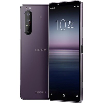 Xperia 1 II 8gb 256GB purple 1