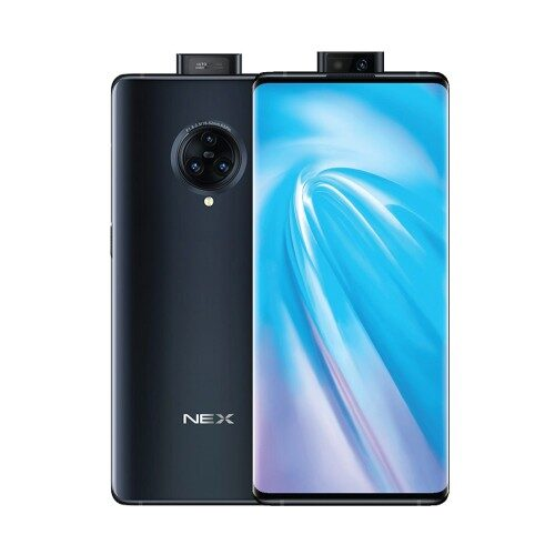 vivo nex 3 8gb 256gb black