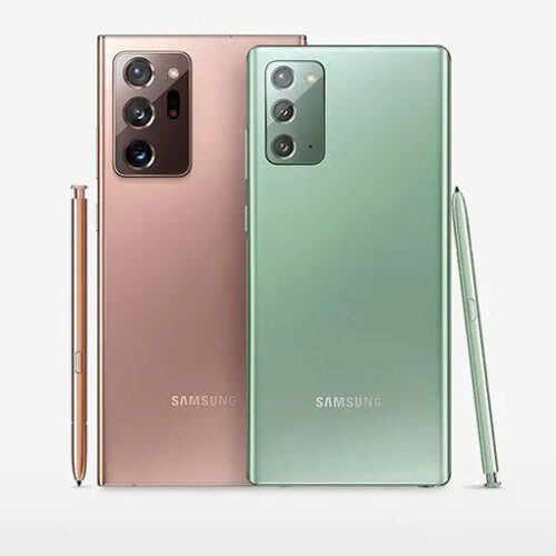 Samsung Galaxy Note20 all