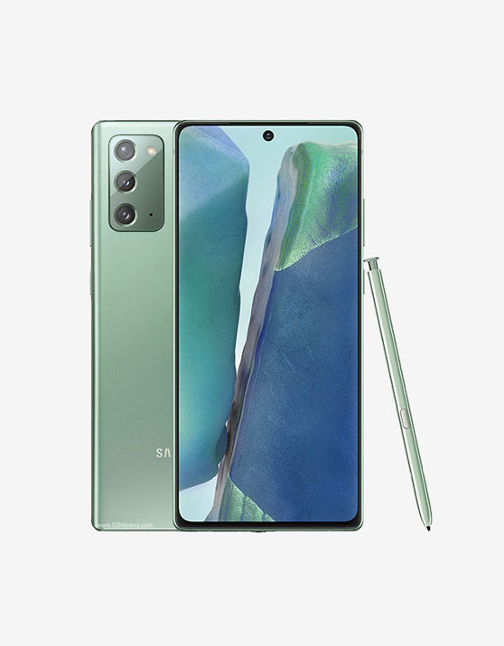 S Note20 green