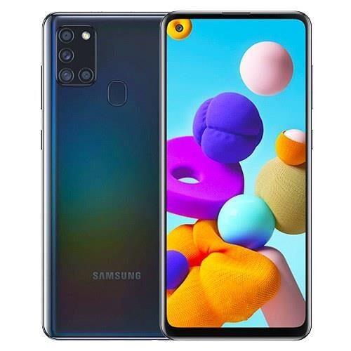 Samsung Galaxy A21S Black 1