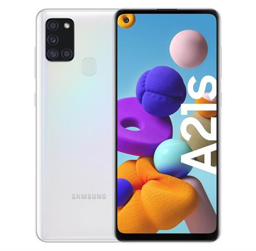 Samsung Galaxy A21S White 1