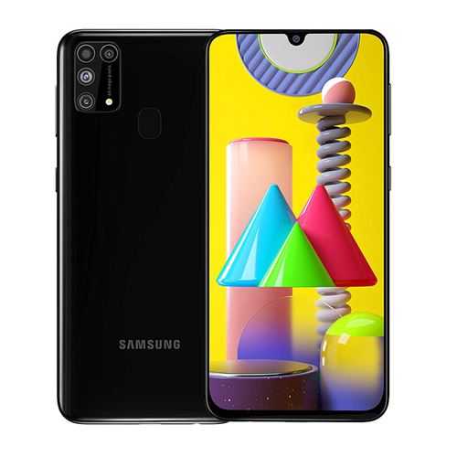 Samsung Galaxy M31 Black