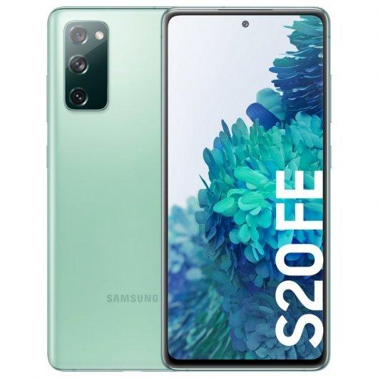 Samsung Galaxy S20 FE 5G Green