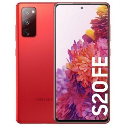Samsung Galaxy S20 FE 5G Red