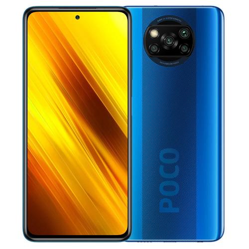 Xiaomi POCO X3 NFC 4G blue