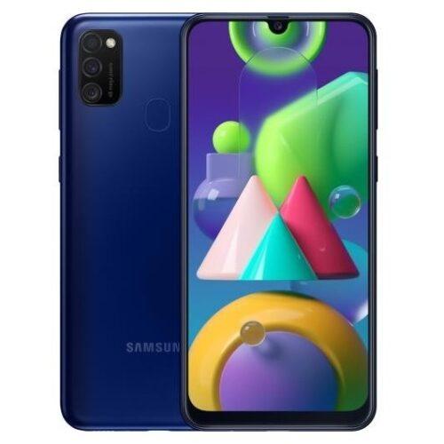 samsung galaxy m21 blue