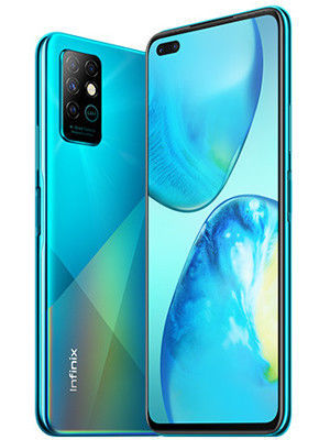 Infinix note 8 Green
