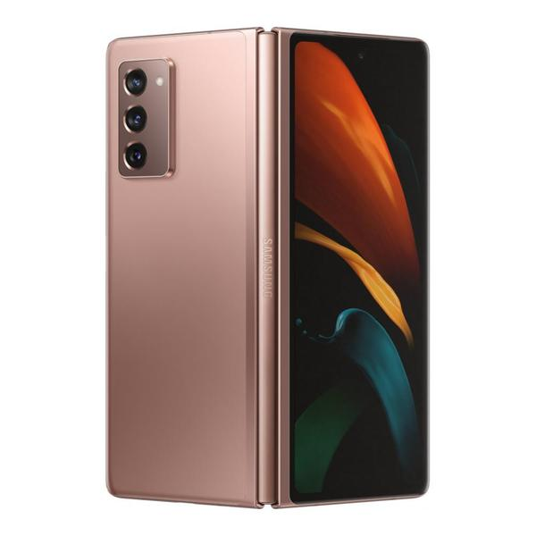 Samsung Galaxy Z Fold2 Bronze